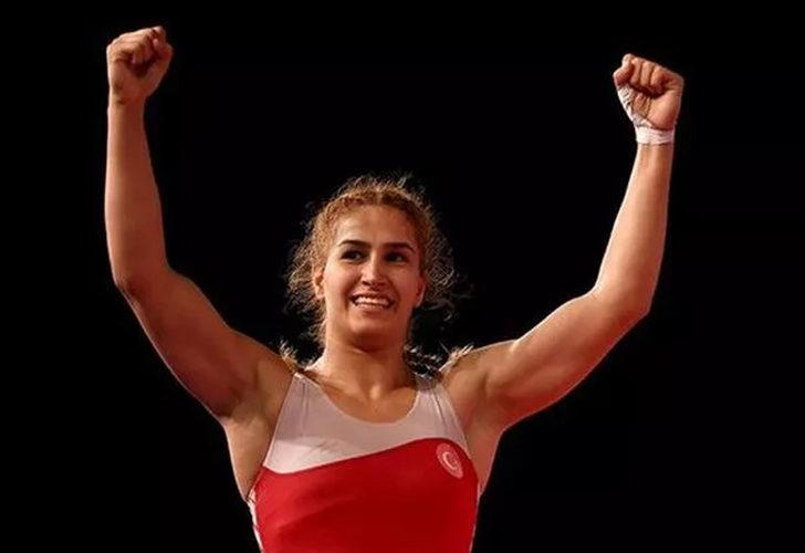 Buse Çakıroğlu'ndan bronz madalya