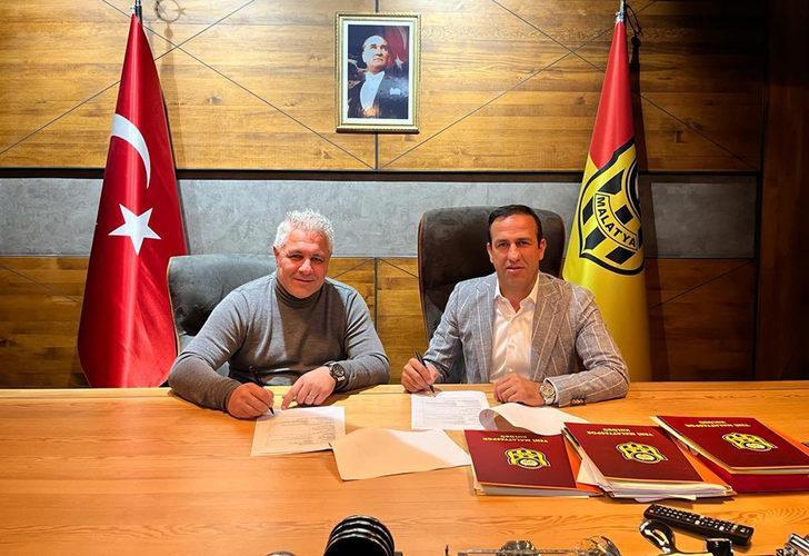 Marius Sumudica, Yeni Malatyaspor'a imza attı