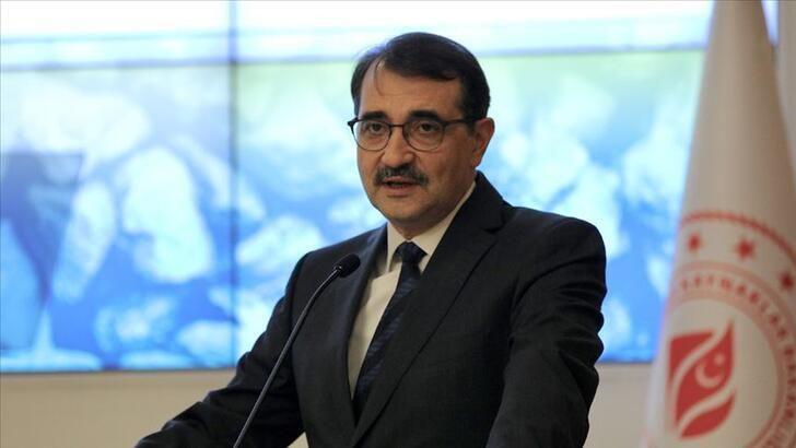 Bakan Dönmez'den hidrokarbon, madencilik ve enerji alanında 3 anlaşma açıklaması