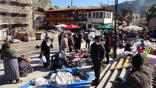 Asırlık ikinci el pazarına yoğun ilgi! Rağbet arttı