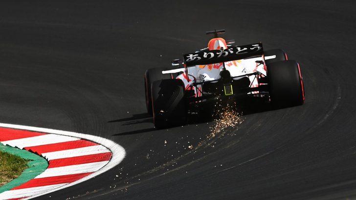 Max Verstappen: Bazı sorunlarımız var!