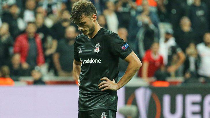 Beşiktaş'ta yıldız isimle yollar ayrılıyor