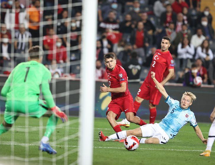 ÖZET   Türkiye 1-1 Norveç