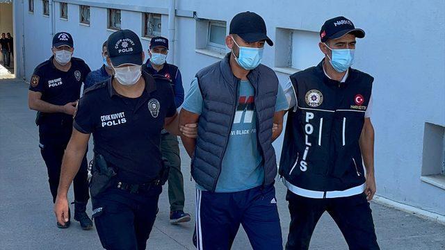 Adana'da uyuşturucu ticareti zanlısı tutuklandı