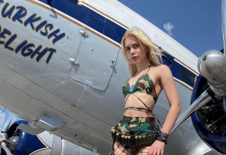 Aleyna Tilki dünya listelerinde!