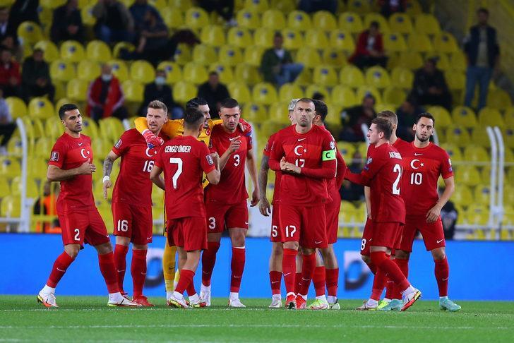 Milli takımda Serdar Aziz ve Kenan Karaman aday kadrodan çıkarıldı