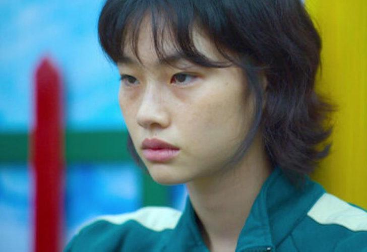 HoYeon Jung Squid Game'de rol aldı! Takipçi sayısı üç haftada 15 milyona çıktı