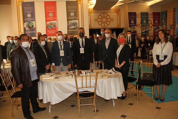 AK Parti'li Özhaseki, Kayseri'de Yerel Yönetim Politikaları Çalıştayı'nda konuştu: