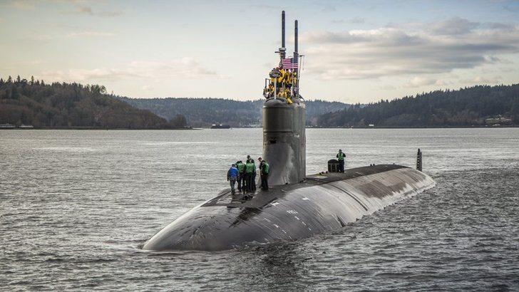 ABD Donanması'nda görevli mühendis ve eşi, 'nükleer sırları satmakla' suçlanıyor