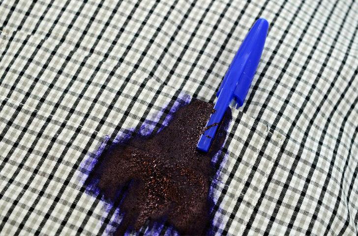 Kıyafetinize pastel boya ya da mürekkep sürülürse hemen bunları yapın! Yoksa giysinizi çöpe atmanız gerekebilir...