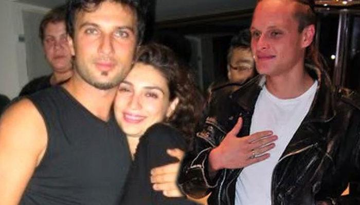Tarkan'ın eski sevgilisi Bilge Öztürk, Bennu Gerede'nin 21 yaşındaki oğluyla aşk yaşıyor