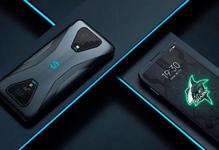 Xiaomi Black Shark 4S yolda! İşte özellikleri