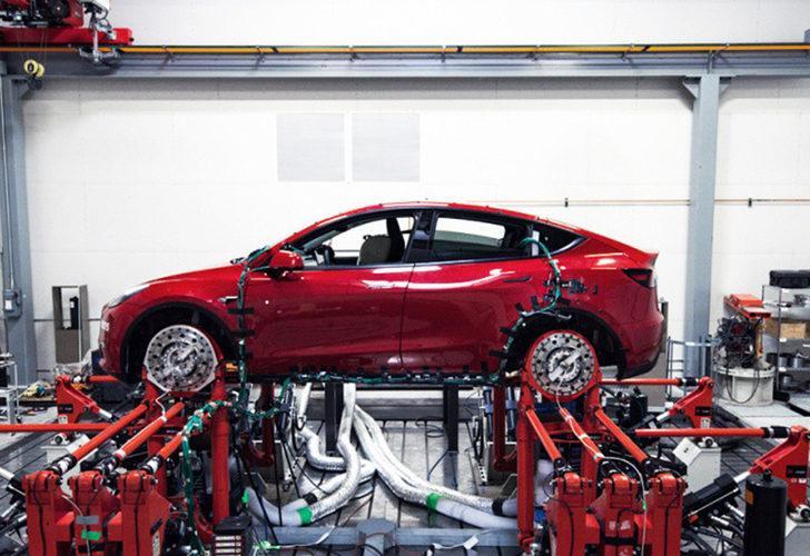 Tesla'nın Berlin'deki fabrikasında ilk teslimat tarihi açıklandı