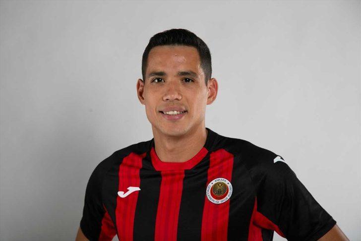 """Gençlerbirliği futbolcusu Lima: """"Daha iyi bir takım olmaya başladık"""""""