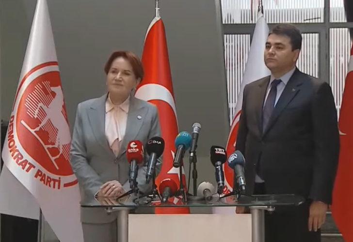 Meral Akşener'den Fahrettin Altun sorusuna yanıt: Atanmışlara yanıt vermiyorum