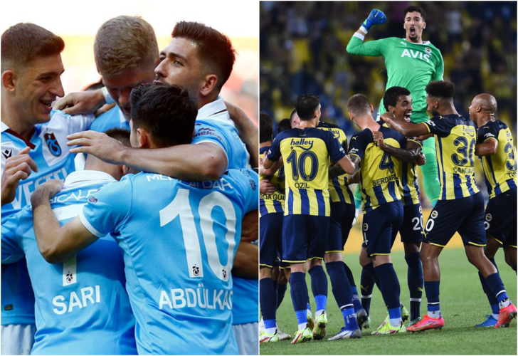 Trabzonspor - Fenerbahçe maçının iddaa oranları belli oldu!