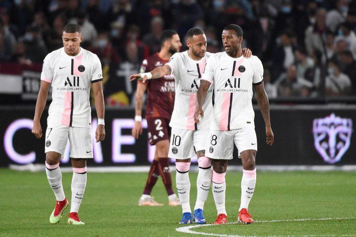 Georginio Wijnaldum'dan itiraf: PSG'de mutlu değilim