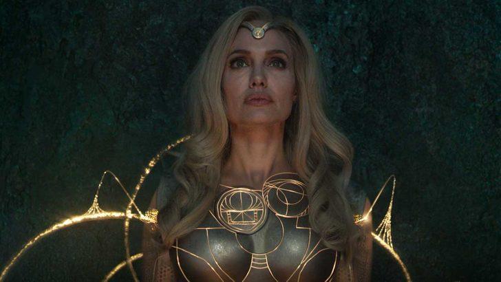 Hayranları sabırsız! Marvel Eternals'tan yeni poster paylaşıldı