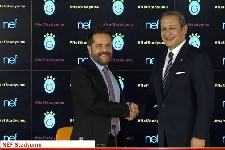 Galatasaray'ın stadının yeni ismi açıklandı!