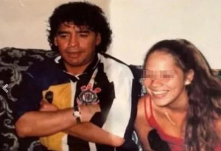 Maradona'nın 16 yaşındaki kıza cinsel tacizde bulunduğu iddiası gündemi sarstı