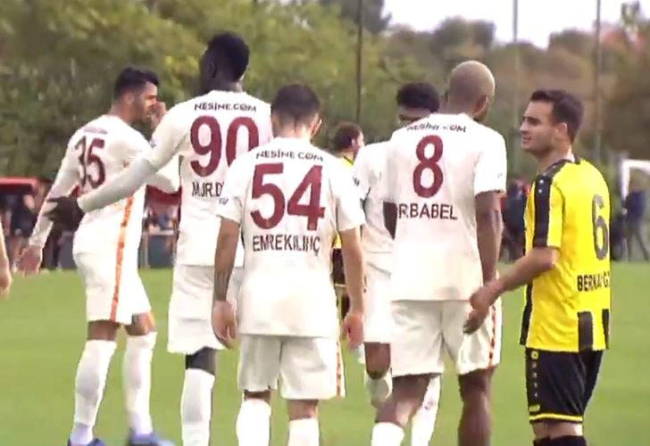 Galatasaray 3-3 İstanbulspor (Maç sonucu)