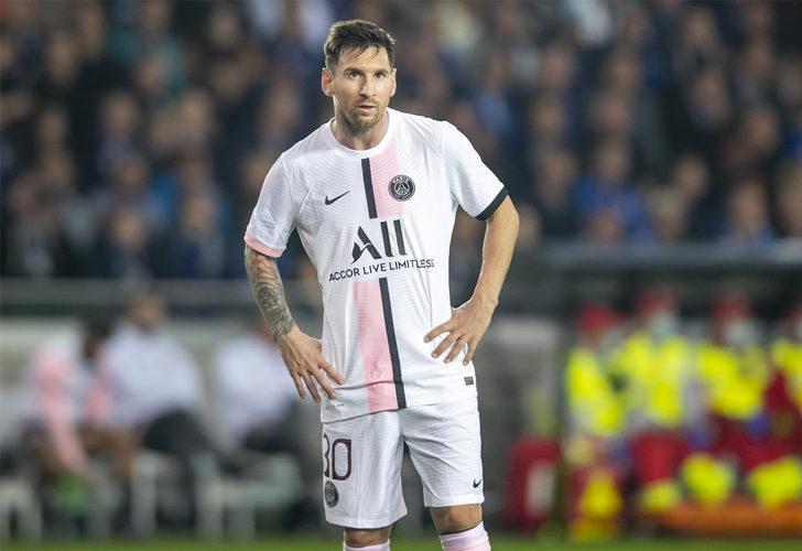 Diego Simeone: Messi'yi istedim