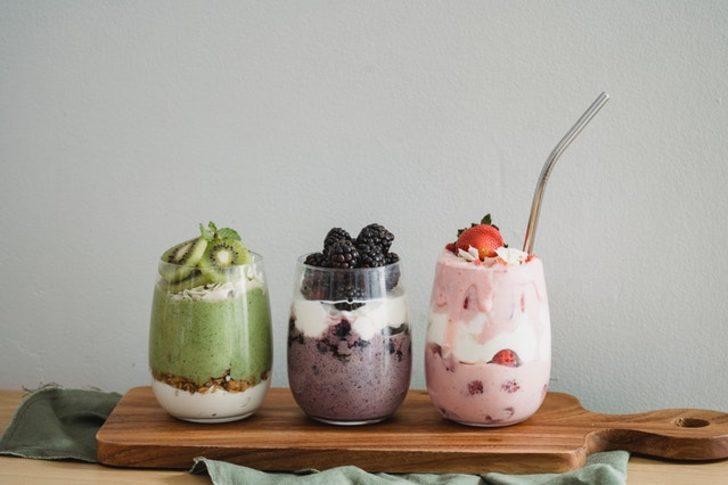 Hem sağlıklı hem de doyurucu! Birbirinden lezzetli smoothie tarifleri