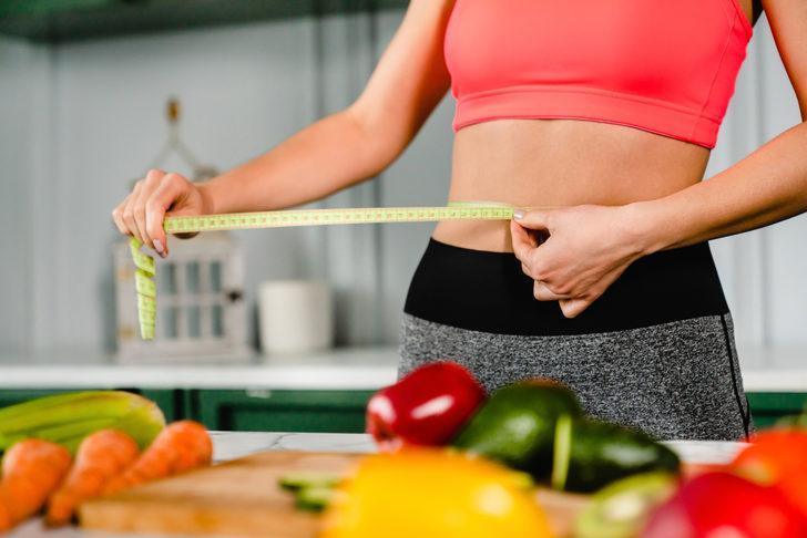 6 haftada kalıcı olarak 6 kilo vermek için işte sırlar!