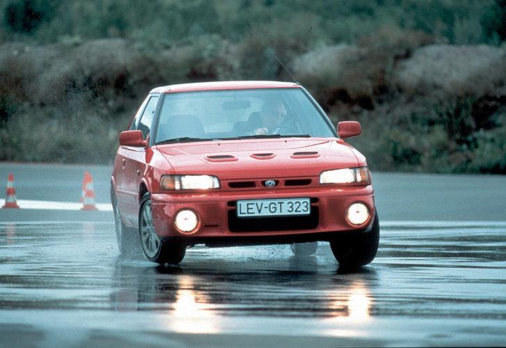 Doksanların Mazda modelleri kült klasiklere dönüştü