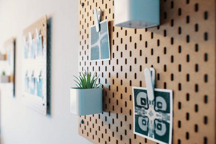 Duvarları hem estetik hem de fonksiyonel alanlara dönüştüren ürün önerileri