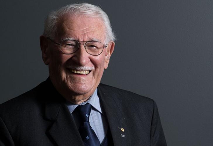 Dünyanın en mutlu insanıydı! Yaşadıkları filmleri aratmayan Eddie Jaku 101 yaşında hayatını kaybetti