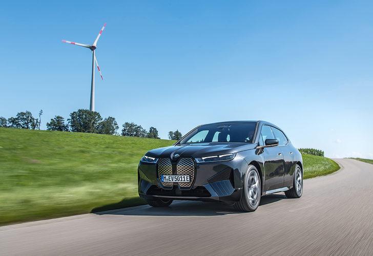 Yeni BMW iX Türkiye'de ön siparişe açıldı! İşte elektrikli BMW iX'in fiyatı