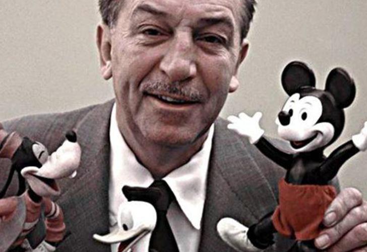 Bu Disney filmi bambaşka! Walt Disney'i anlatan filmin yönetmenliğini David Gordon üstlenecek