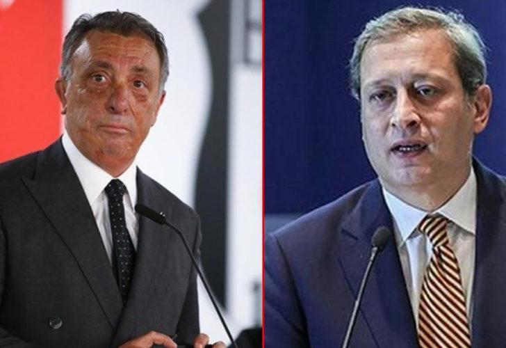 Ahmet Nur Çebi'den Galatasaray'a sert gönderme