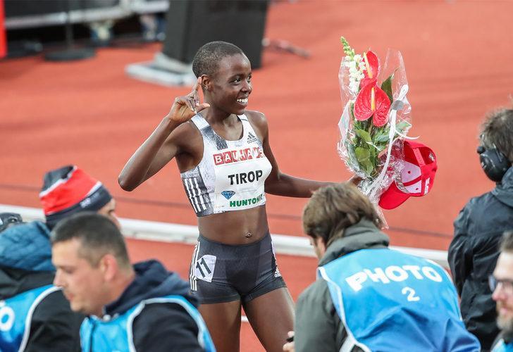 Kenyalı atlet Tirop, evinde ölü bulundu!