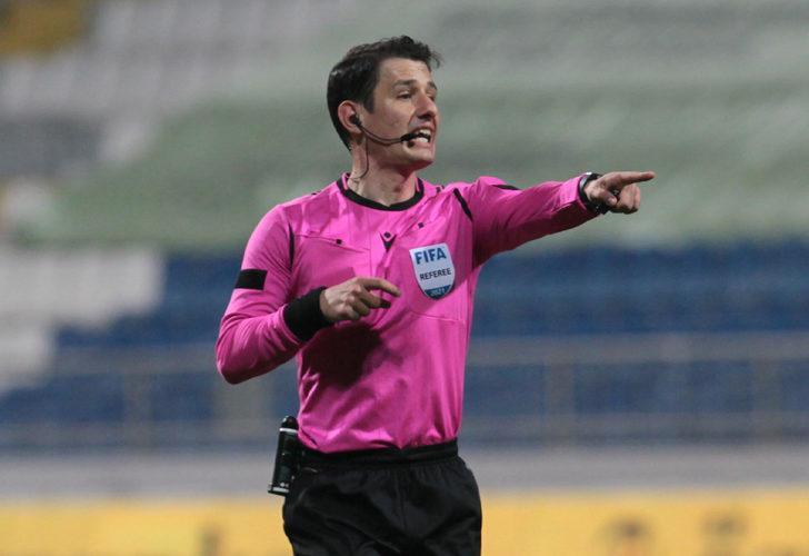 Halil Umut Meler'in yönettiği maç tarihe geçti