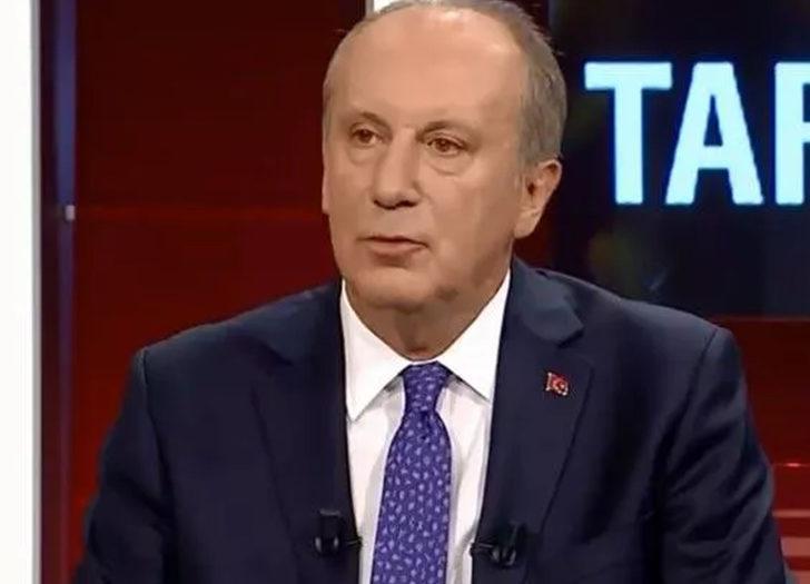 Muharrem İnce'den dikkat çeken sözler: Erdoğan 50 + 1 alırsa hepimiz gidelim
