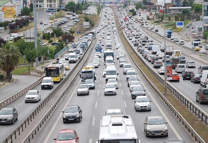 İstanbul'da trafik yoğunluğu (14 Ekim İstanbul trafik durumu)