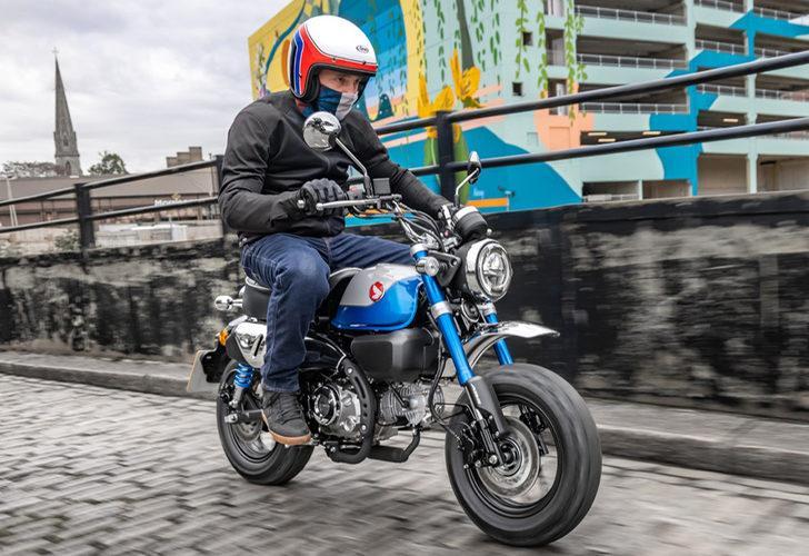 Yeni Honda Monkey Türkiye'de satışa sunuluyor! İşte fiyatı