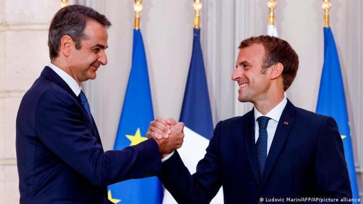 Yunanistan'ın ABD ve Fransa ile stratejik iş birliği Türkiye'ye mesaj mı?
