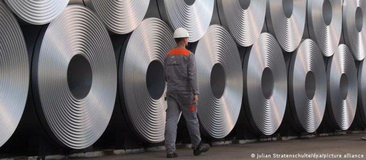 Almanya'da üretime tedarik zinciri freni