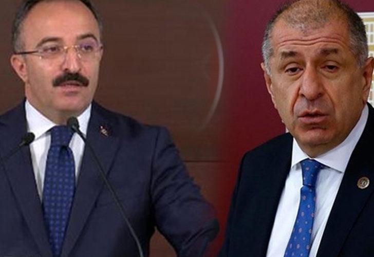 İçişleri Bakan yardımcısı Çataklı'dan Ümit Özdağ'a: Acilen doktorunuza başvurun