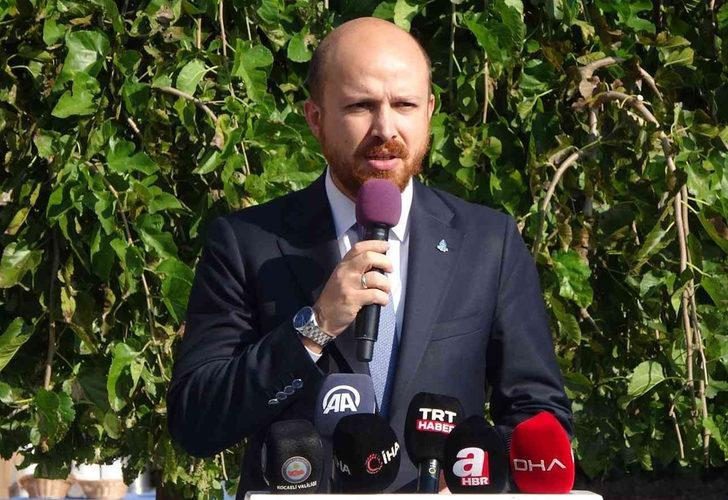 Bilal Erdoğan: Burası Ensar Vakfına anasının ak sütü gibi helal olsun