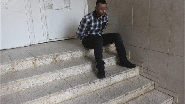 """Adana'da """"dur"""" ihtarına uymayan şüpheliler kovalamaca sonucu yakalandı"""