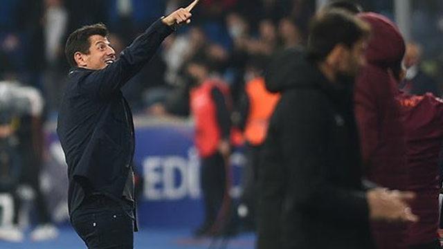 Emre Belözoğlu'ndan dikkat çeken gol sevinci