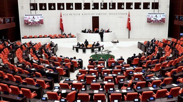 2022 yılı Bütçe Kanunu Teklifi, TBMM'ye sunuldu
