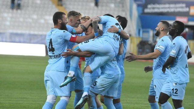 Erzurum'dan inanılmaz geri dönüş: 6-2!