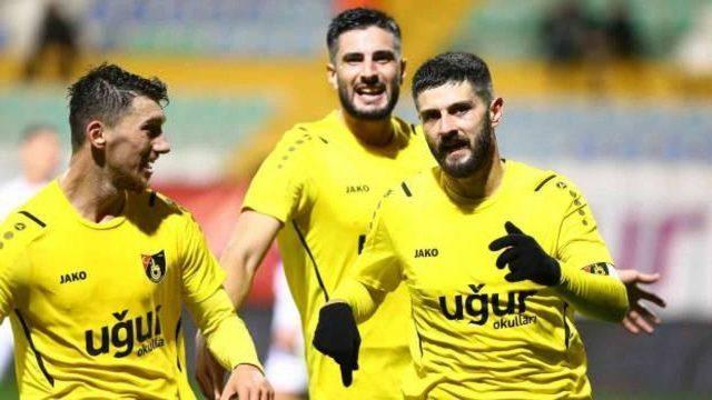 TFF 1. Lig'de haftanın kapanışını İstanbulspor'dan