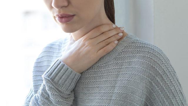 Küçük önlemler boğaz ağrısını önleyebilir
