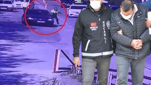 Aracıyla polisi sürükleyen CHP'li isim tutuklandı